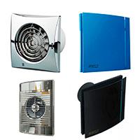 Бытовые вытяжные вентиляторы для дома
