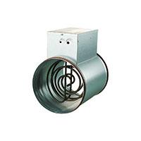 Электрические воздухонагреватели для круглых каналов