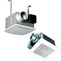 Потолочные канальные вентиляторы